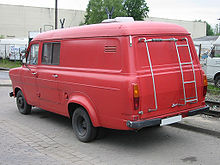 Mark I Ford Transit