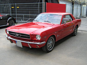 Ford Mustang I (1964-1966)