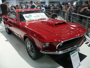 Ford Mustang I (1969-1970)