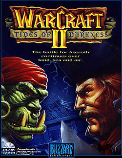 Обложка для Warcraft II: Tides of Darkness