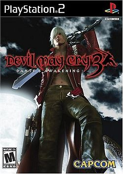 Обложка для Devil May Cry 3: Dante's Awakening