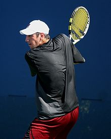 Carsten Ball at the 2010 US Open 02.jpg