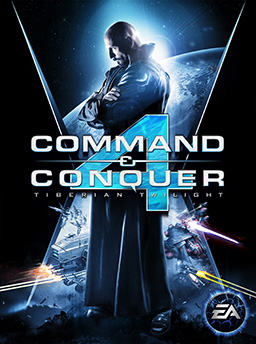 Обложка игры Command & Conquer 4- Tiberian Twilight.jpg